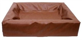 Hondenmand Bia Bed Hoes Bruin 60 cm-0