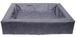 Hondenmand Bia Bed hoes grijs 120 cm-0
