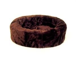 Hondenmand bontmand bruin 46 cm-0