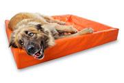 Bia-Bed-hondenmand-kunstleer-extra-large