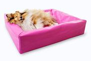 Bia-Bed-hondenmand-kunstleer-medium