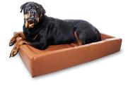Bia-Bed-hondenmand-kunstleer-large
