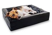 Bia-Bed-hondenmand-kunstleer-small