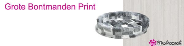 Bontmanden print