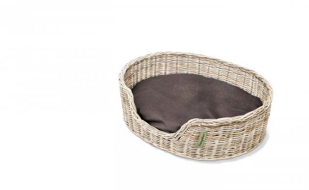 Rieten Hondenmand Basket 100CM -8852