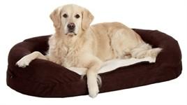 Hondenmand Ortho Bruin 72CM-0