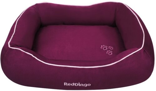 Hondenmand Red Dingo Donut Purple Medium-0