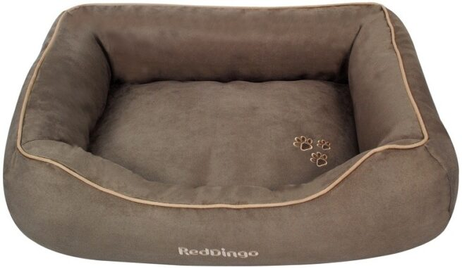 Hondenmand Red Dingo Donut Taupe Small-0