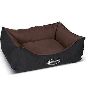 Hondenmand Expidition Box Bed Bruin-0