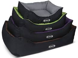 Hondenmand Expidition Box Bed Graphite-8753