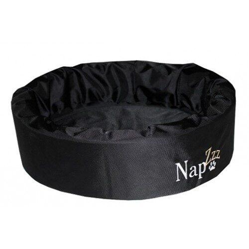 Hondenmand Napzzz Ovaal Zwart 50cm-0