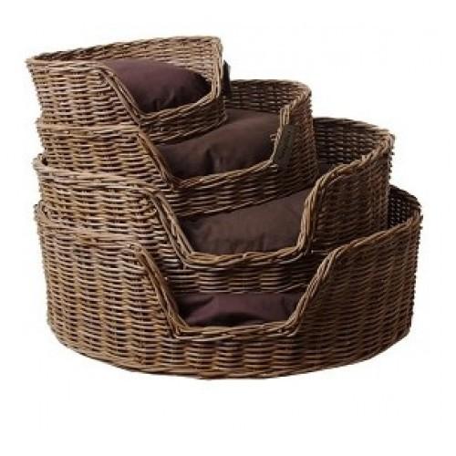 Hondenmand Surplus Rotan Basket-0