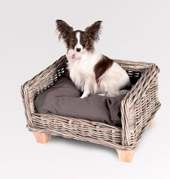 Hondenmand Surplus Rotan Bed-9533