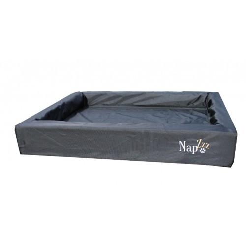 Napzzz Blokbed Oxford Zwart 100cm-0