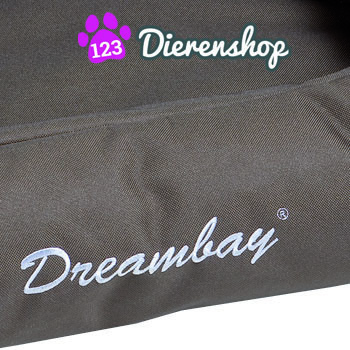 Hondenmand Dream Dreambay Antraciet Shadow-11990