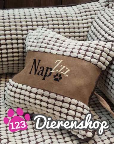 Hondenmand Napzzz Dreams Beige-11998