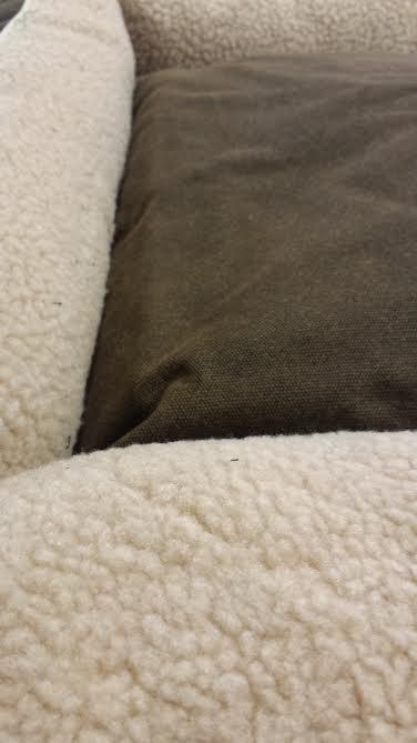 Hondenmand Dakota Donker Bruin -12147