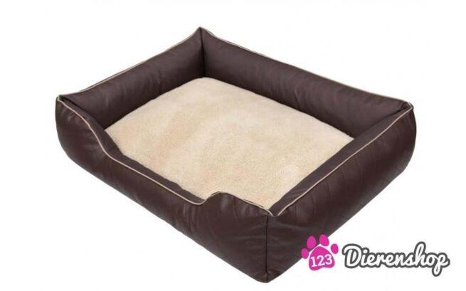 Hondenmand Indira Prestige bruin 85cm-0