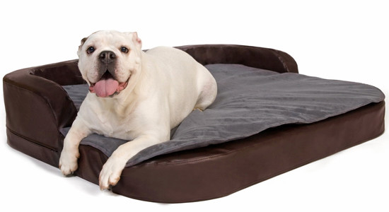 Hondenmand Orthopedisch Medical Plus Bruin 100cm-13363