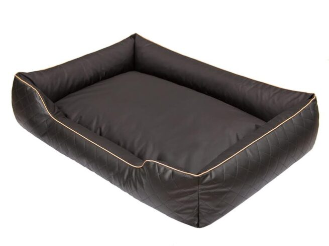 Hondenmand Indira Perfect Zwart 115cm-13874