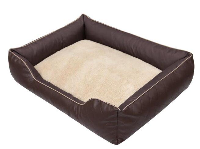 Hondenmand Indira Prestige Bruin-13896