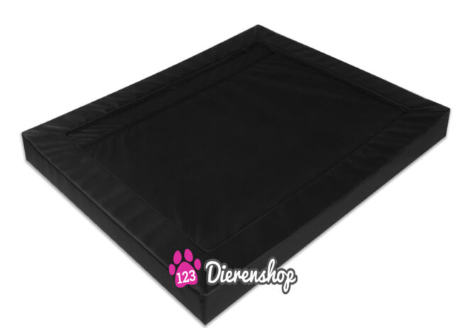Orthopedische hondenbed Zwart Dog's Lifestyle 130cm-13952