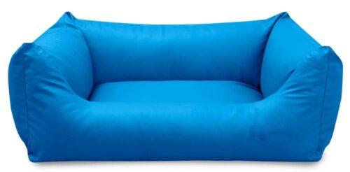 Hondenmand King Deluxe Blauw-0