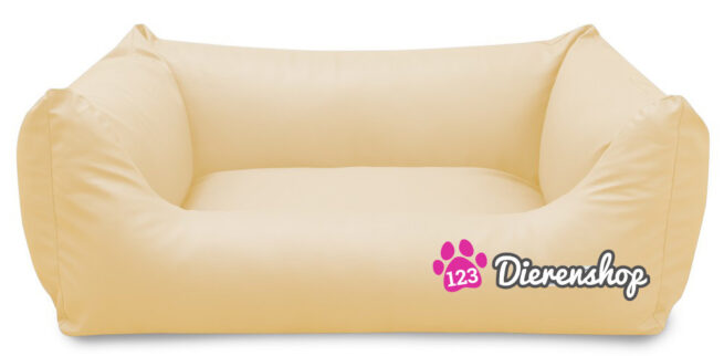 Hondenmand King Deluxe Creme-14402