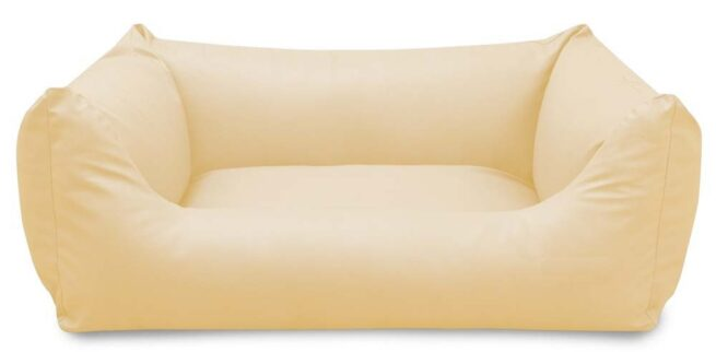 Hondenmand King Deluxe Creme-0