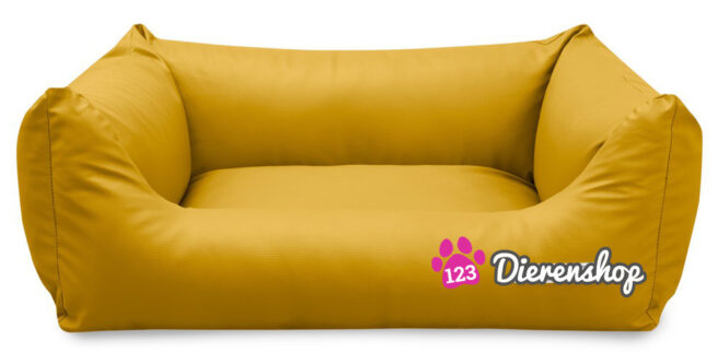 Hondenmand King Deluxe Geel 135 cm-0