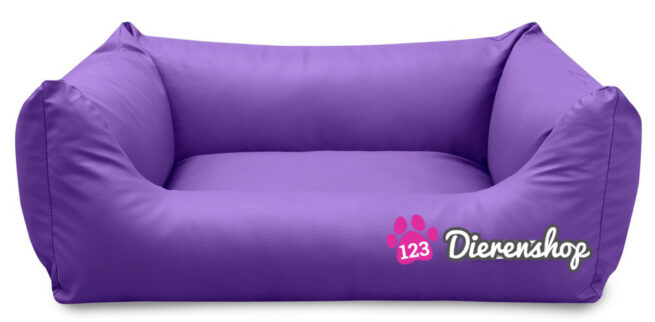 Hondenmand King Deluxe Lila 135 cm-0
