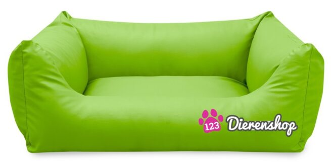 Hondenmand King Deluxe Lime-18091