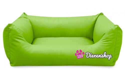 Hondenmand King Deluxe Lime 120 cm-0