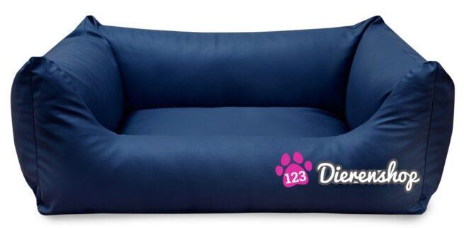 Hondenmand King Deluxe Marineblauw-18092