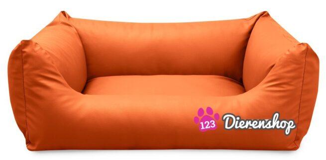 Hondenmand King Deluxe Oranje-18093
