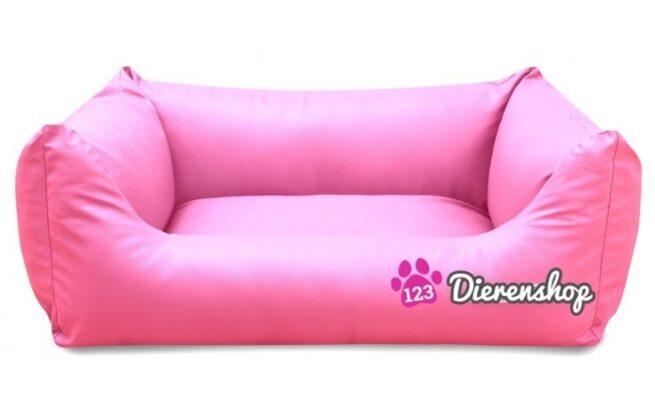 Hondenmand King Deluxe Roze 135 cm-0