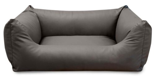 Hondenmand King Deluxe Taupe-0