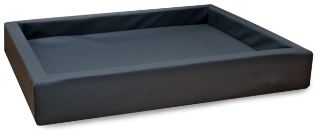 Hondenmand Lounge Bed Antraciet-0