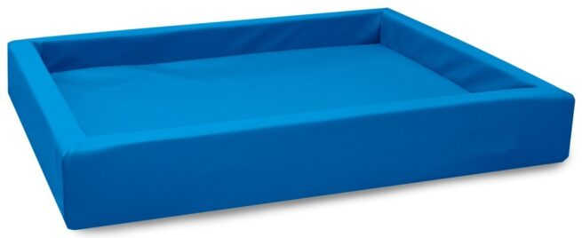 Hondenmand Lounge Bed Blauw-0