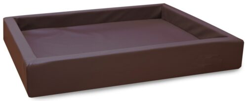 Hondenmand Lounge Bed Bruin-0