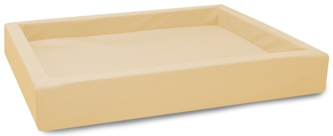 Hondenmand Lounge Bed Crème-0