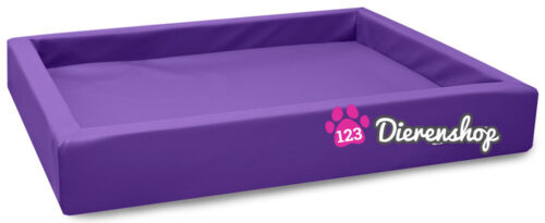 Hondenmand Lounge Bed Lila 80 cm-0