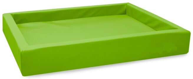 Hondenmand Lounge Bed Lime-0