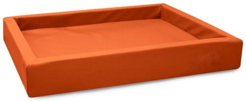 Hondenmand Lounge Bed Oranje-0