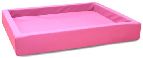 Hondenmand Lounge Bed Roze-0