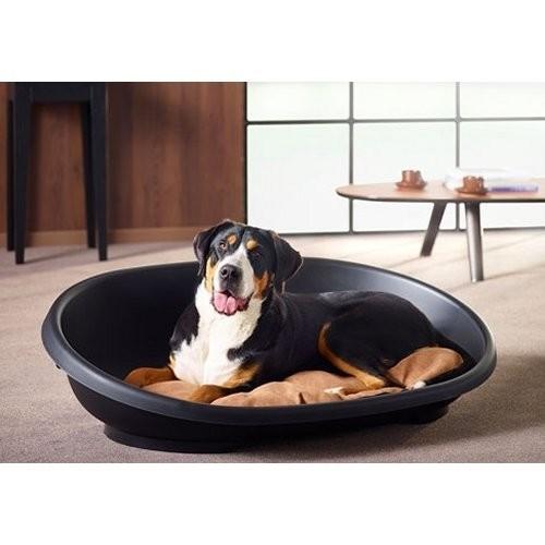 Hondenmand Snooze Zwart 98 cm-14530