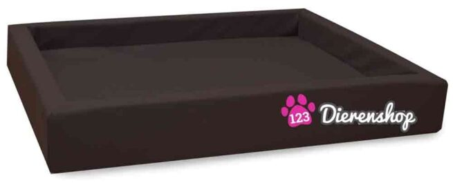 Hondenmand Lounge Bed Mocca-18200