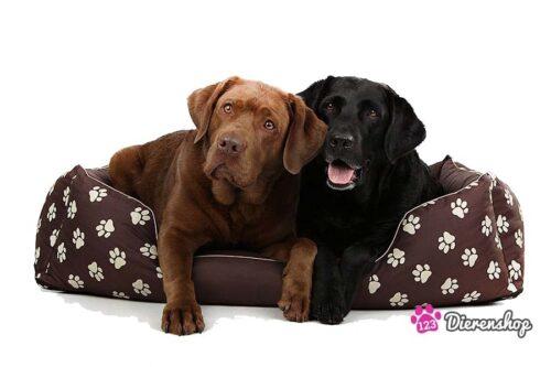 Hondenmand My Paw Bruin 115 cm-0