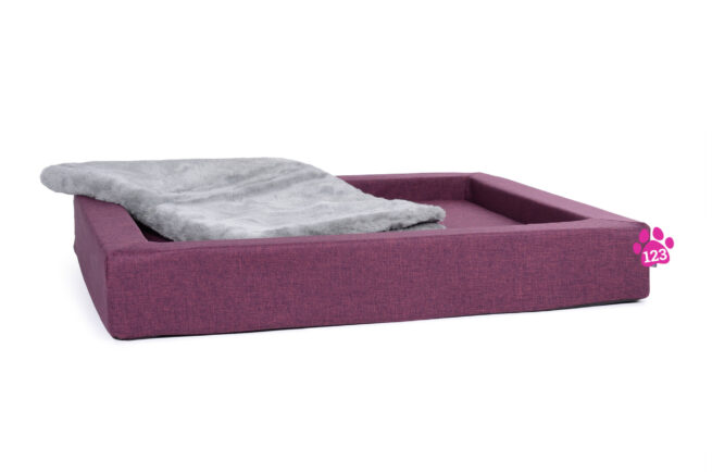 Hondenmand Dream Rectangle Violet-14831