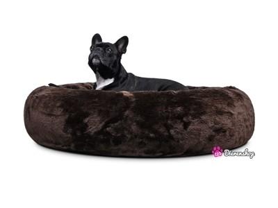 Hondenmand Eskimo Dream Fur Bruin 75 cm-20245